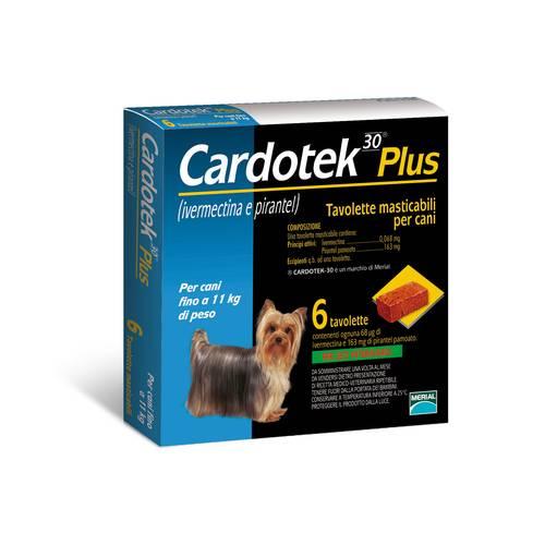 cardotek blu  CARDOTEK-30 PLUS 6 TAV cani fino a 11 kg BLU per Cani Boeringher ...