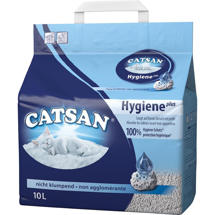 Lettiera catsan 10 l kg 5 107093 per gatti whiskas for Catsan lettiera